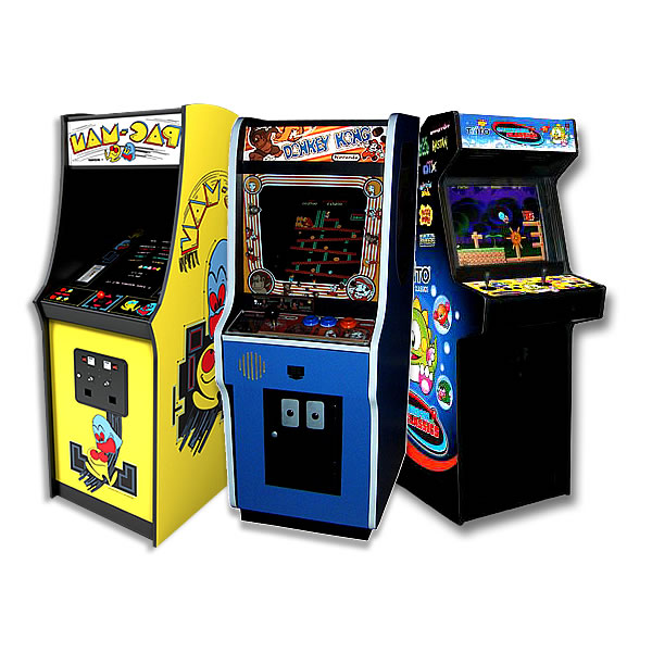 Arcade Games Hire | Party Equipment Hire