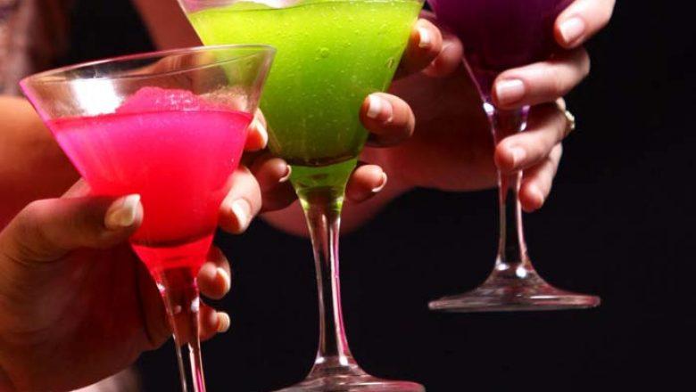 Cocktail Slushies Hire