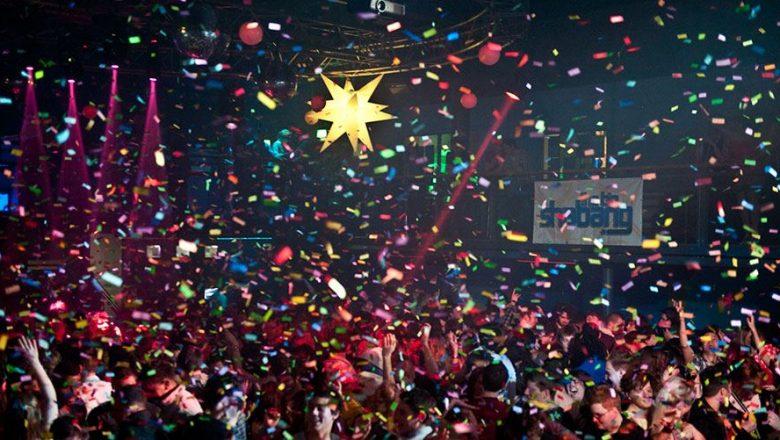 Confetti Blaster Hire
