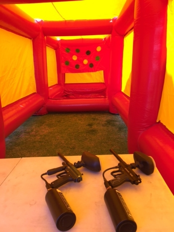 Shooting Tunnel for Hire