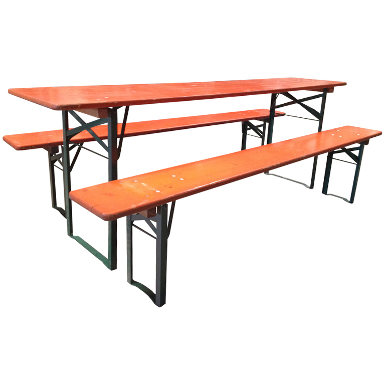 Beer Table & Benches Hire | Funtacee Parties