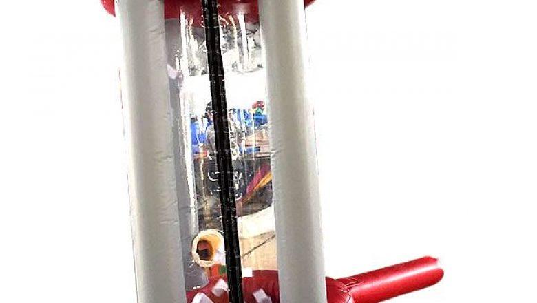 Inflatable Cash Tornado