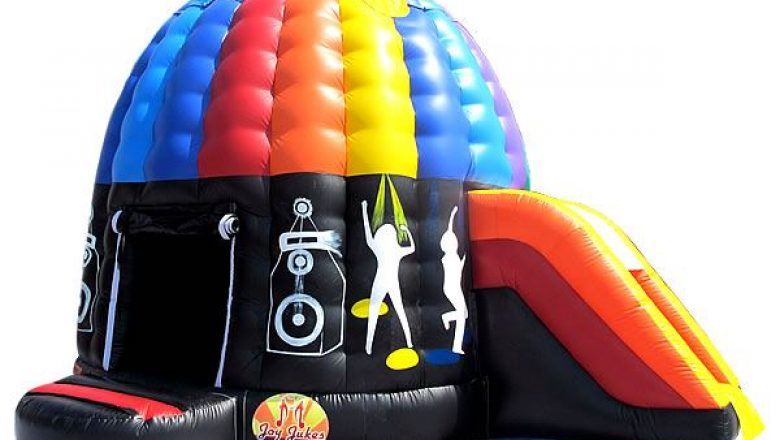 Inflatable Disco