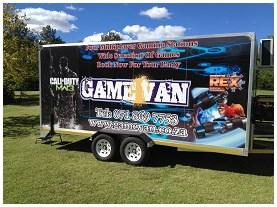 Gaming Van