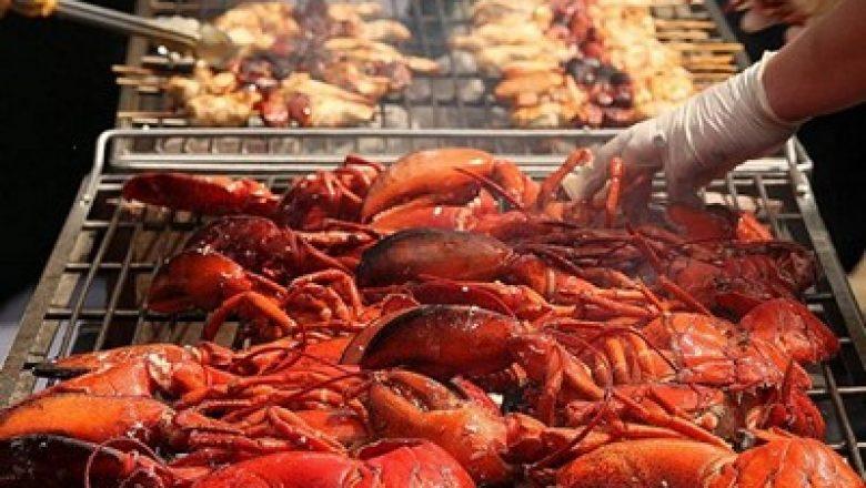 Seafood Braai