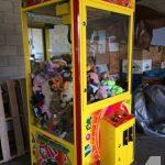 Arcade Game Hire – Teddy Bear Grabber