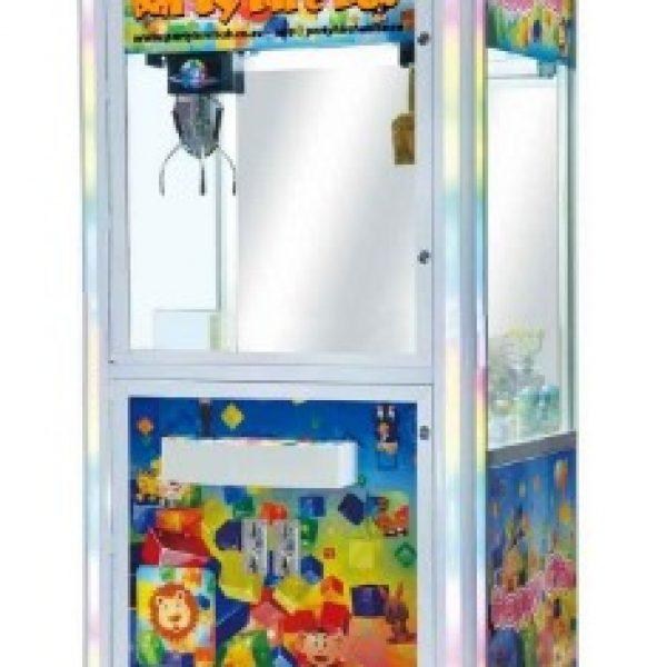 Arcade Teddy Grabber Machine