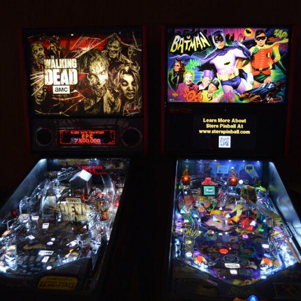 Arcade Game Hire – Pinball Machine