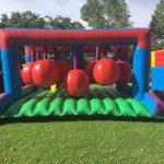 Inflatable Warrior Race